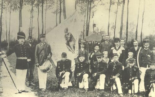 1900: oudste foto in ons archief