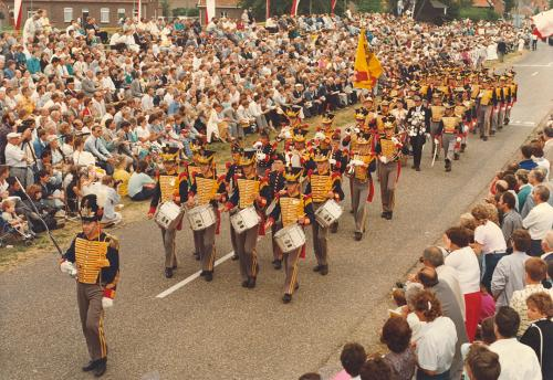1986: defile OLS in Stramproy