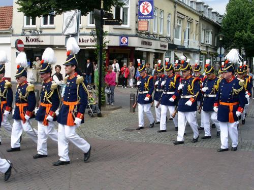 15 juni 2008: Schuttersfeest in Valkenburg