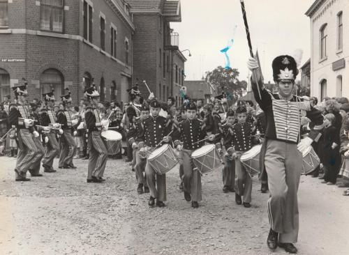 1978: Jeugddrumband schutterij