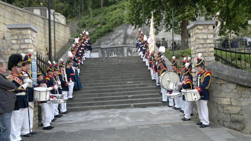 4 mei 2011: Dodenherdenking op de Cauberg