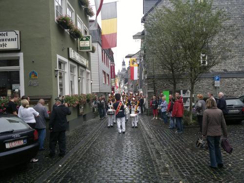 11 september 2011: Monschau