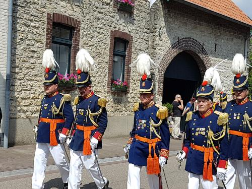 3 juni 2018: Optocht in Ubachsberg